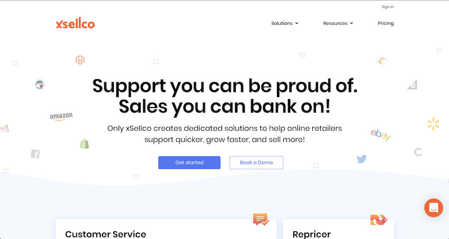 xsellco repricer tool for Amazon sellers